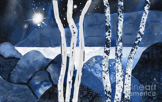 Winter Moon by Susan Minier