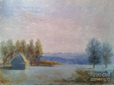 Winter Morning by Katherine Seger