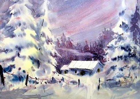 Susan Duxter - Winter Morning
