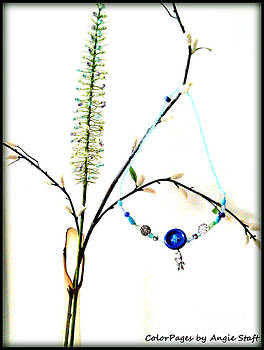 Winter Necklace by Angie Staft