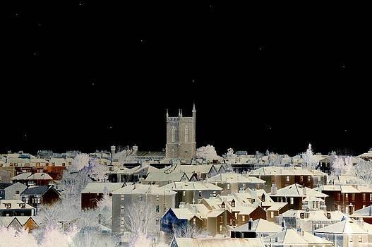 Bishopston Fine Art - Winter Night