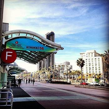Winter  #isc2014 #sandiego by Khamid B