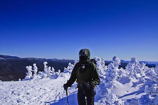Winter on Mt Jackson by RockyBranch Dreams