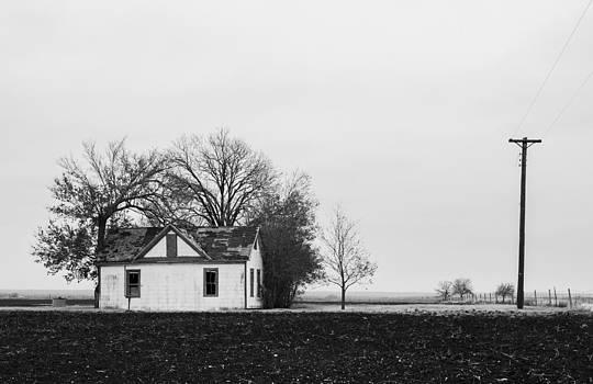 Alan Roberts - Winter on the Farm
