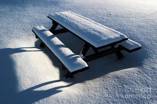 Winter Picnic by Per Lidvall