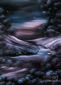 Winter Retreat 2 Sold by Cynthia Adams