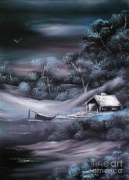 Winter Retreat Sold by Cynthia Adams