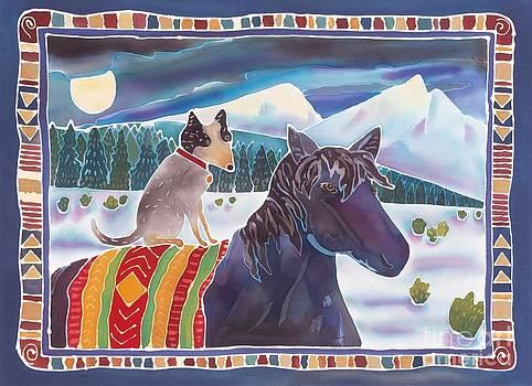Harriet Peck Taylor - Winter Ride