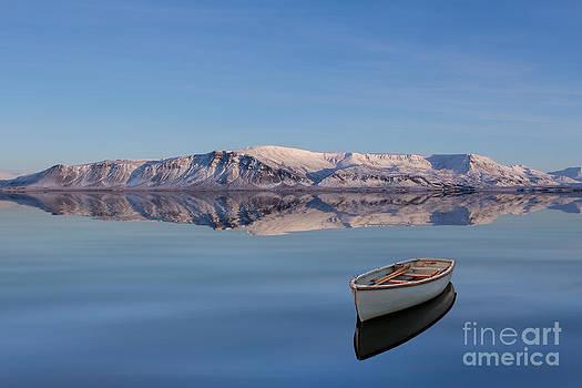 Winter Scape by Bahadir Yeniceri