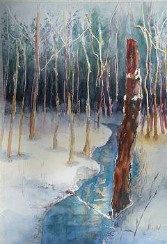 Winter scene by Lori Chase