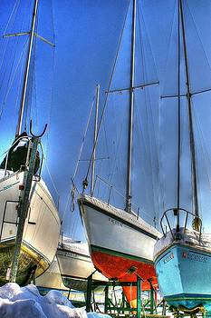 Randy Pollard - Winter Shipyard