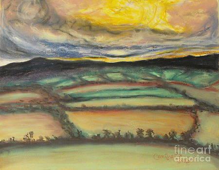 Winter Sky by Caroline Cunningham