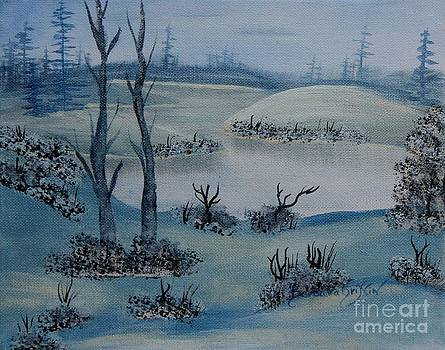 Barbara Griffin - Winter Solitude