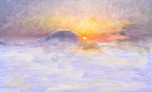 Winter Sun by Angela A Stanton