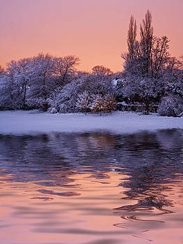 David Pringle - Winter Sunrise