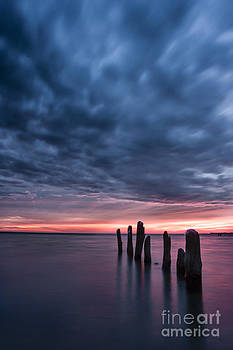 Winter Sunrise by Matt  Trimble