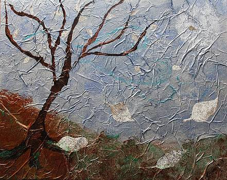 Winter Tree by Angie Brown