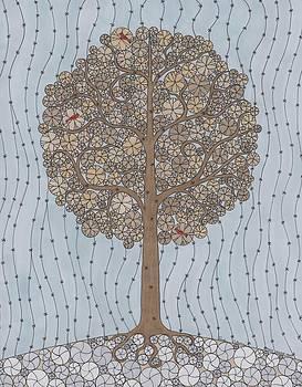 Winter Tree by Pamela Schiermeyer