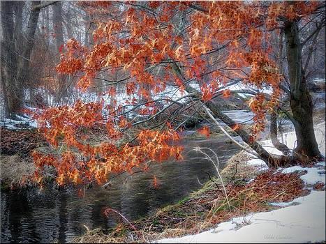 Winter tree scene by Mikki Cucuzzo