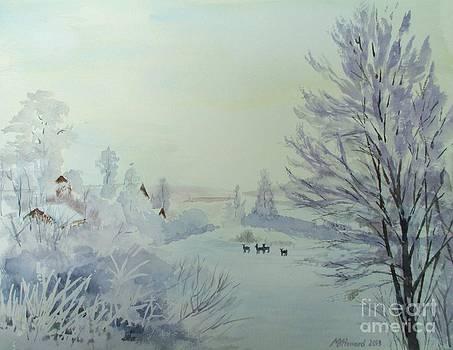 Martin Howard - Winter Visitors