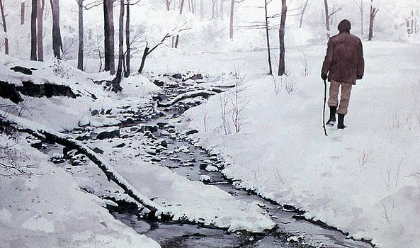 Winter Walk by Tom Wooldridge