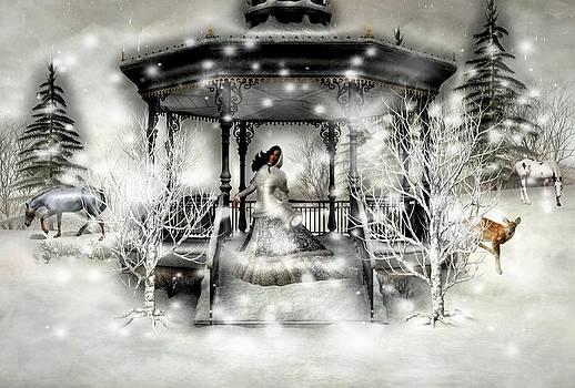 Winter White by Amanda Struz