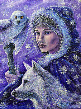Winter  by Gail Butler