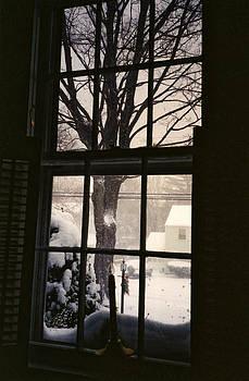 Winter Window by Nino Via