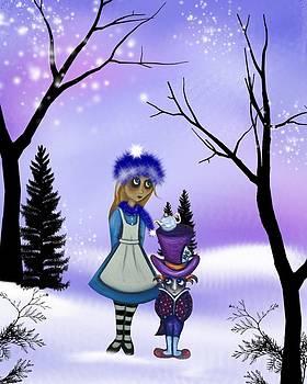Winter Wonderland by Charlene Murray Zatloukal