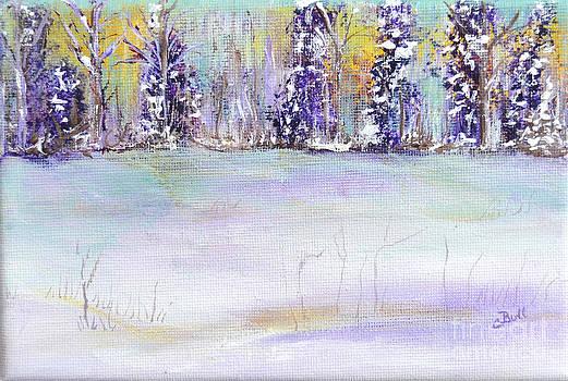 Claire Bull - Winter Wonderland