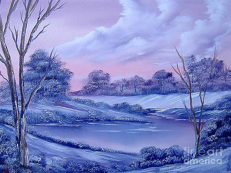 Winter Wonderland by Cynthia Adams