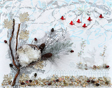 Donna Blackhall - Winter Wonderland