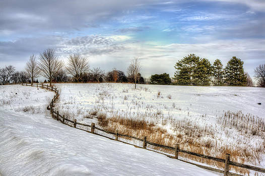 Winter Wonderland by Jenny Ellen Photography