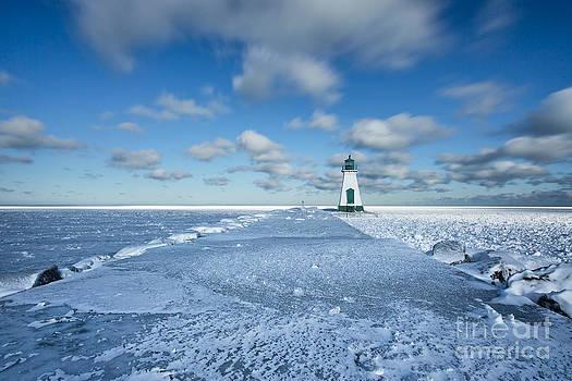 Winter's Cold by doug hagadorn by Doug Hagadorn