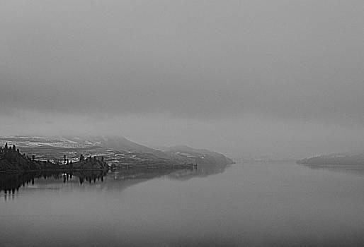 Winter's Fog by Rod Sterling