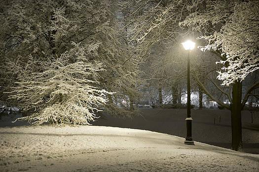 Winter's Magic by doug hagadorn by Doug Hagadorn