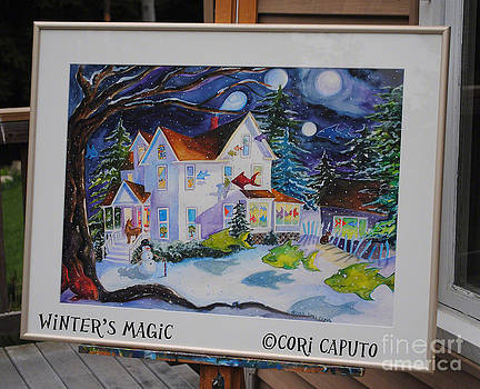 Cori Caputo - Winters Magic