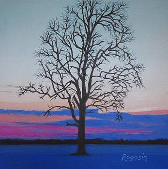 Winter's Tree by Harvey Rogosin