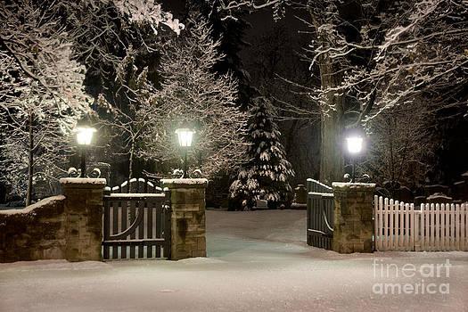 Winter's Welcome by doug hagadorn by Doug Hagadorn