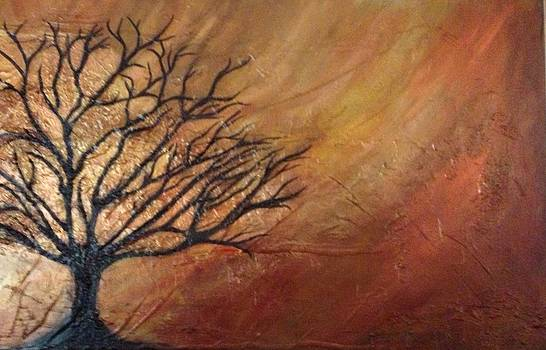 The Bare Tree by Phyllis Hollenbeck