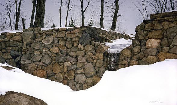 Winterwall Three by Tom Wooldridge