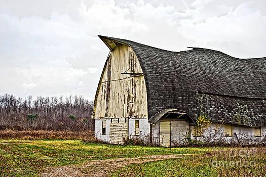 Ms Judi - Wisconsin Old Barn 1