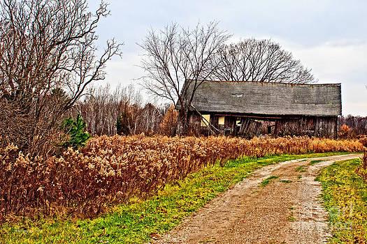 Ms Judi - Wisconsin Old Barn 2