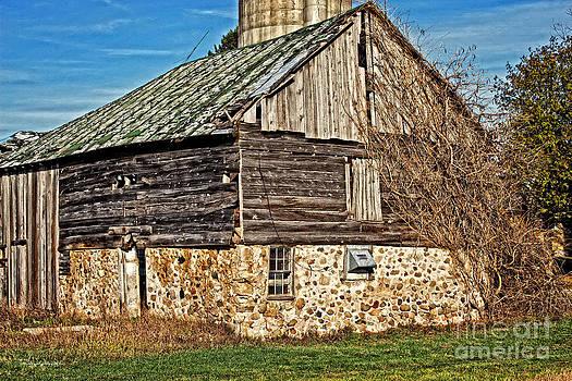 Ms Judi - Wisconsin Old Barn 7