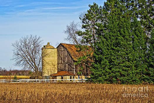 Ms Judi - Wisconsin Old Barn 8