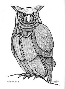 Jim Harris - Wisdom Owl