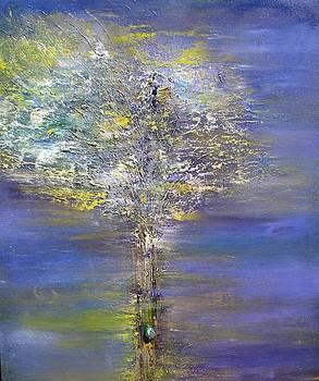 Wisdom Tree by Pamela Cail