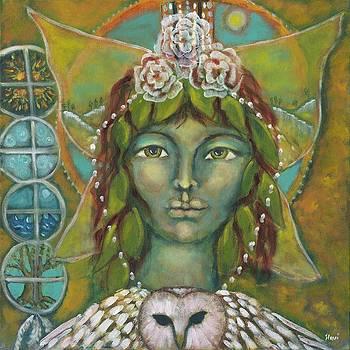 Wise Heart by Havi Mandell