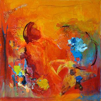 Wise Shaman by Tonya Schultz