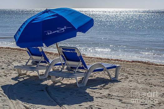 Ian Monk - Wish you were here - Higgs Beach - Key West